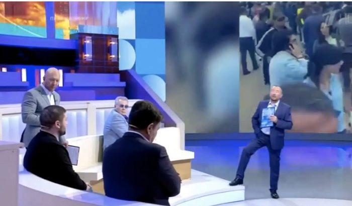 Ռուսական Առաջին ալիքի հաղորդավարները կոշտ տեղն են դրել ադրբեջանցիներին