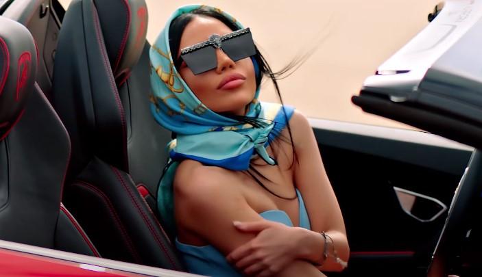 Անահիտ Սիմոնյանի, Քրիստինա Սաֆրոնվայի ու Անաստասիա Բրուհտիի Դուբայում նկարահանված թանկարժեք տեսահոլովակը