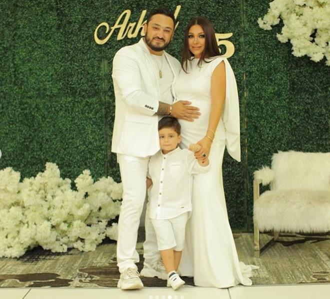 Լիլուն հրապարակել է ամուսնու ծննդյան օրվա լուսանկարները