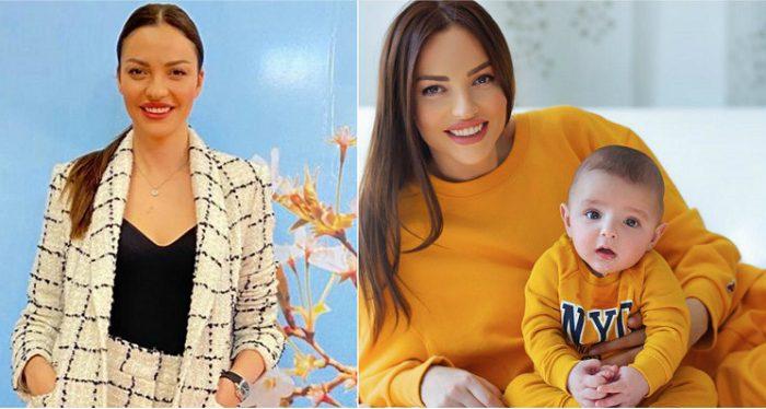 Լուսինե Թովմասյանի ընտանիքում տոն է․ փոքրիկ Ալեքը նշում է ծննդյան օրը