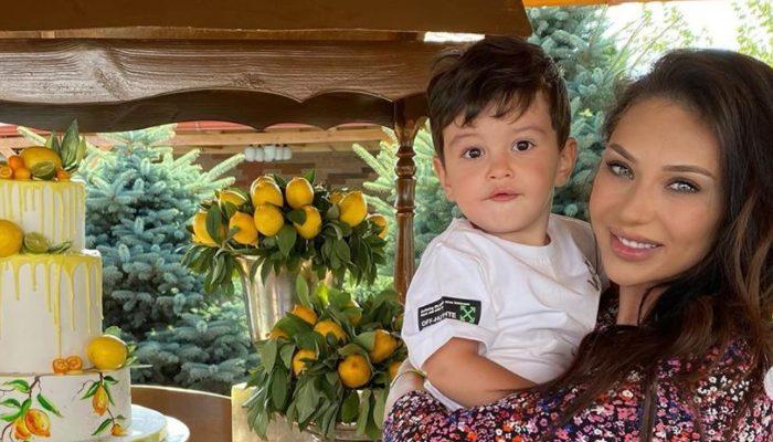 Մովսես Երեմյանի և Աննա Սիմոնյանի գեղեցիկ ընտանիքը․ լուսանկարներ