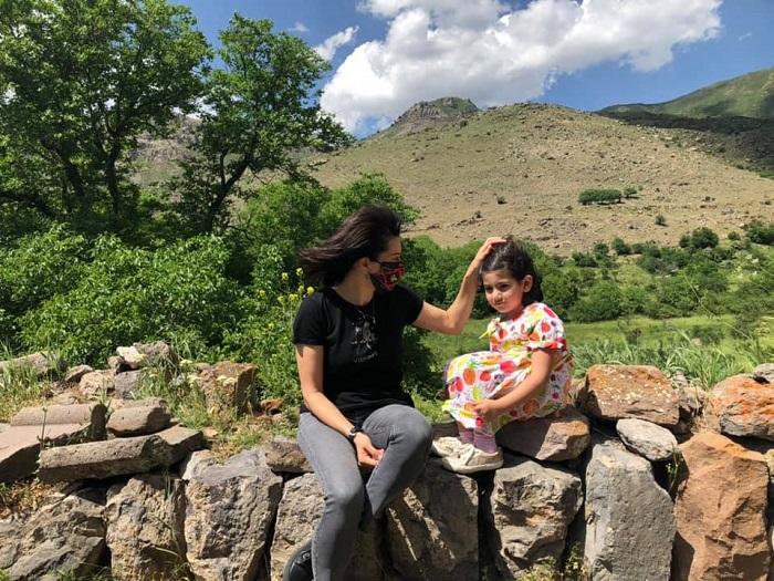"""""""Ասեք, որ հիանալի է."""" Աննա Հակոբյանը հրապարակել է Արփիի նոր լուսանկարները"""