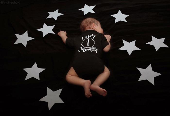 Միհրան Ծառուկյանը հրապարակել է իրենց փոքրիկի լուսանկարը