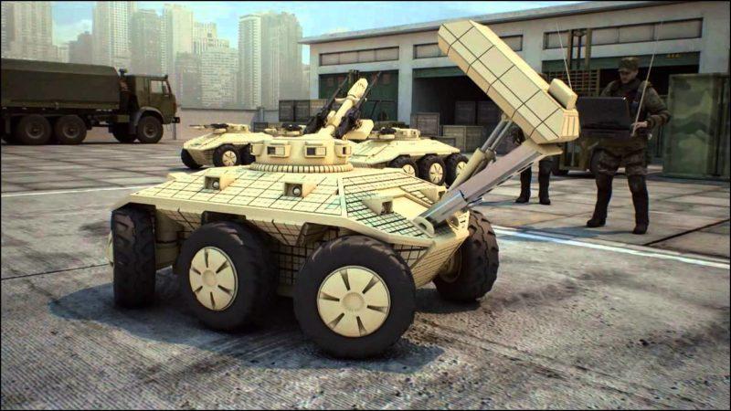 Բաքուն խառնվել է իրար․ Հայերը ստեղծել են ռոբոտ, որը կհսկի մեր զինվորների անդորրը․ Կեցցե՛ք, կիսվեք թող ամբողջ աշխարհը տեսնի