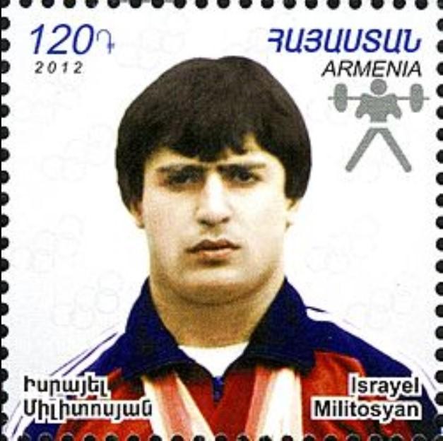 Այսօր օլիմպիական չեմպիոն Իսրայել Միլիտոսյանի ծննդյան օրն է