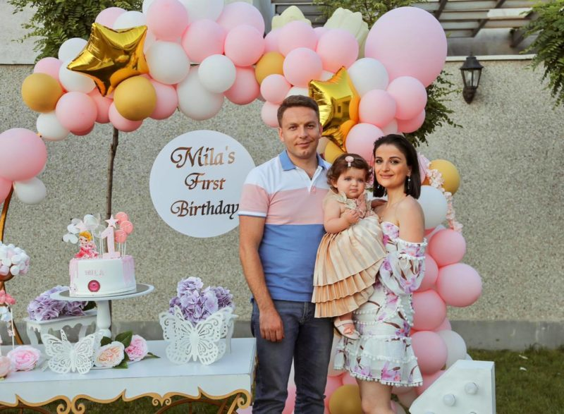 Ինչպե՞ս է անցել Սիլվա Հակոբյանի դստեր տարեդարձը. երգչուհին ուշագրավ լուսանկարներ է հրապարակել