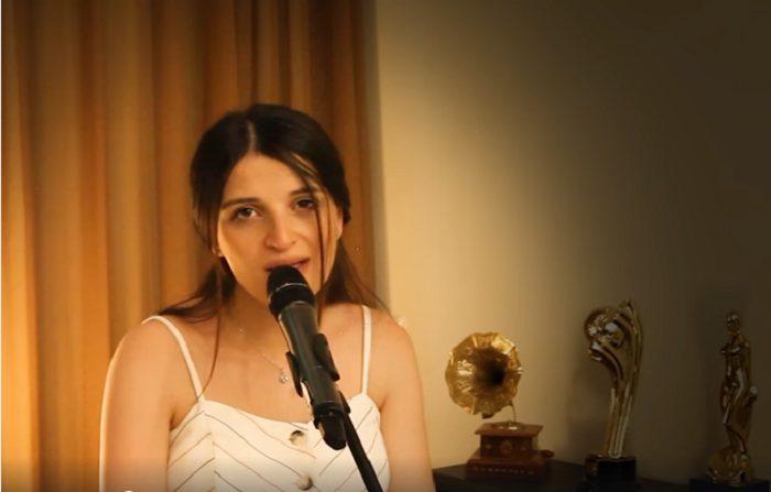 Սիլվա Հակոբյանի անկրկնելի ՝ երգը ղազախ երգչի հետ․ «Օմիր Դարիյա»