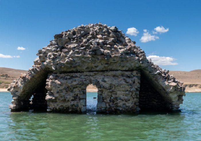 Սյունիքի մարզի խորտակված եկեղեցու առեղծվածը