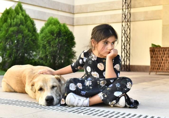 Աննա Հակոբյանը Արփիի ջերմ լուսանկարներն է հրապարակել
