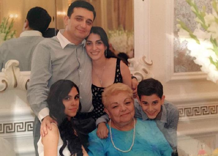 """""""25 տարի լուսավորում ես կյանքս..."""" Արմեն Մուրադյանի շնորհավորանքը սիրելի դստերը"""