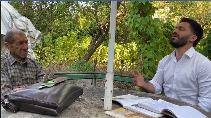 Ահա թե ում է հյուրընկալել Սևակ Ամրոյանը. ուշագրավ տեսանյութ