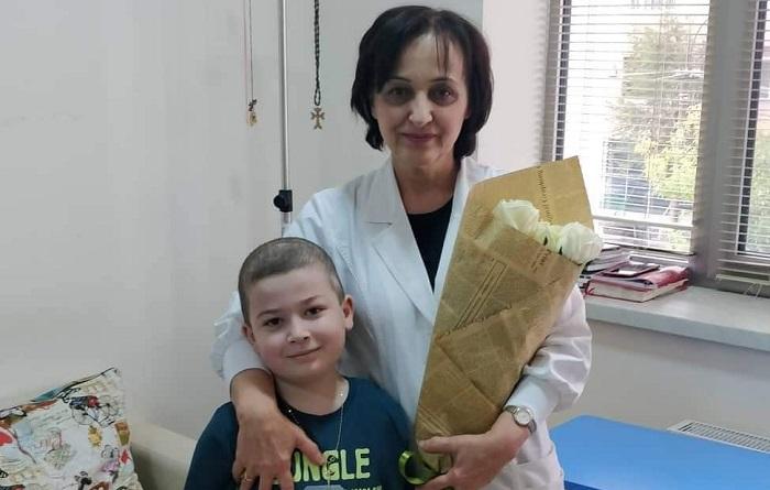 Բժիշկ, արյnւնաբան Լիլիթ Սագսյանի որդու հուզիչ հրապարակումը մոր և նրա գործընկերների մասին