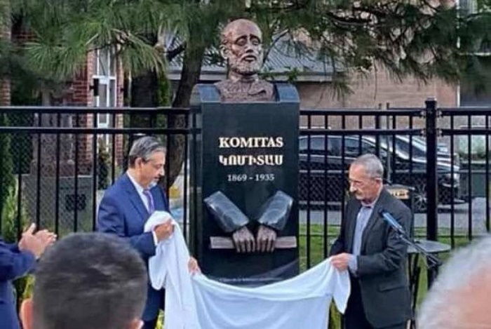 Հրաշալի լուր. Կանադայում տեղադրվել է Կոմիտասի արձանը. մանրամասներ