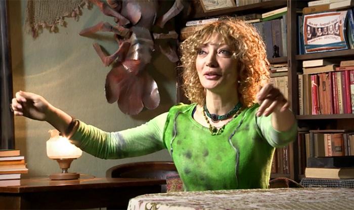 Այսօր տաղանդավոր դերասանուհի, նկարչուհի, մանկավարժ Նարե Հայկազյանի ծննդյան օրն է