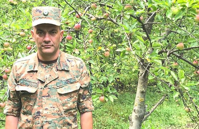 Հերոս Ռուբեն Սանամյանի պատասխանը ադրբեջանական լրատվամիջոցների տարածած տեղեկություններին
