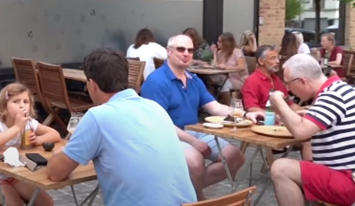 Իտալացիները գալիս են Բրյուսել, որպեսզի ուտեն հայի պատրաստած պիցցան