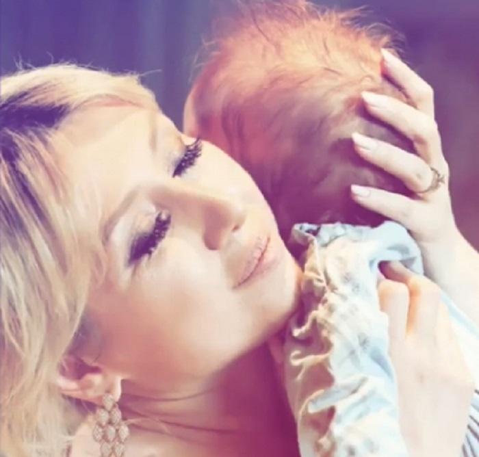 Քրիստինե Պեպելյանը ցույց է տվել որդու հետ անցկացրած իր թանկ արժեցած օրվանից դրվագներ
