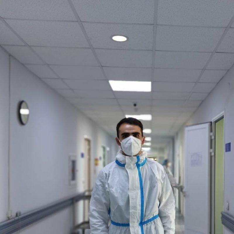 Պետությունը կnվիդի բուժման համար ոչինչ չի խնայել,իսկ բուժաշխատողները, առանց չափազանցության, գնացել են անձնազnհnւթյան, նվիրել ամիսներ իրենց կյшնքից. Ռուբեն Ստեփաանյան