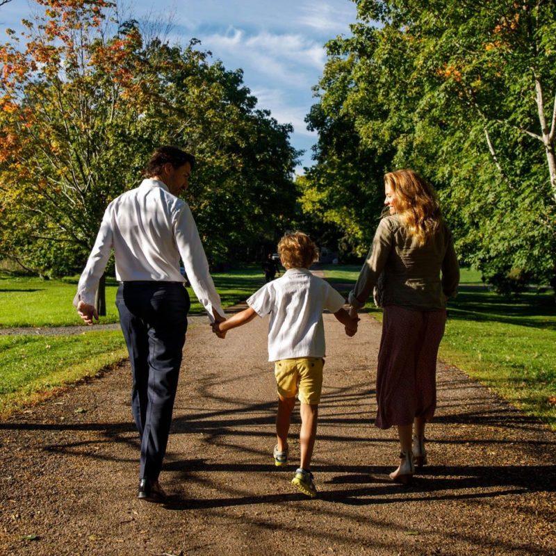 """""""Նրանք այնքան շուտ են մեծանում."""" Կանադայի վարչապետ Ջասթին Թրյուդոյի հուզիչ գրառումը"""