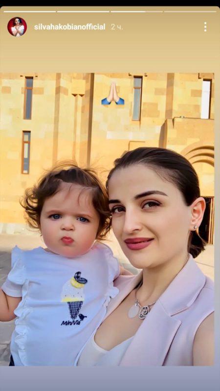 Սիլվա Հակոբյանը դստեր հետ նոր լուսանկարներ է հրապարակել