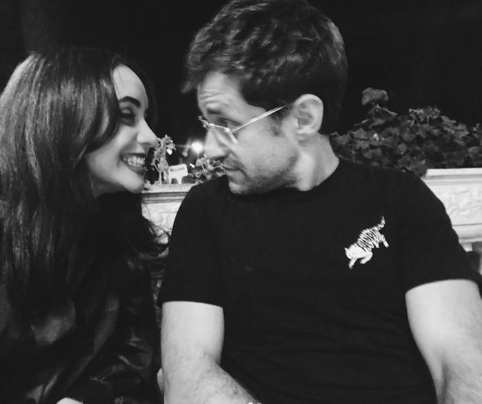 Լևոն Արոնյանի ընտրյալը հրապարակել է իրենց համբույրի լուսանկարը