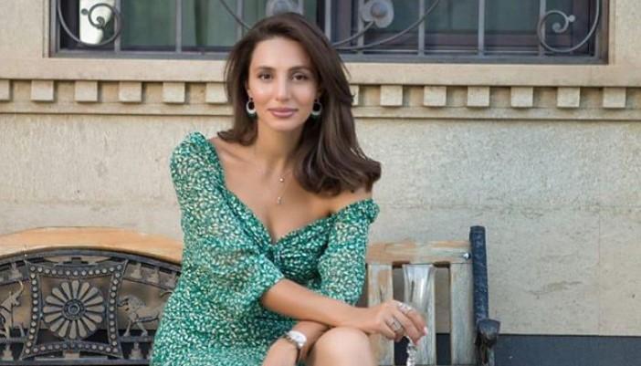 Արամեի կինը՝ Աննա Թովմասյանը, շլացուցիչ լուսանկարներ է հրապարակել
