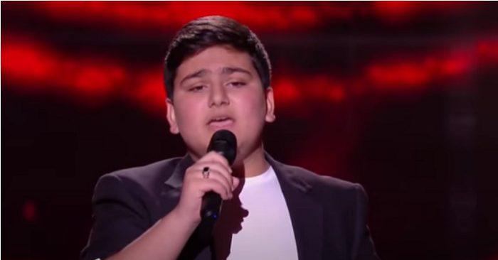 12-ամյա հայ տղան հայերեն երգով մինչև հոգու խորքը հուզեց ֆրանսիացի ժյուրիին. նրանց արձագանքը պարզապես տեսնել է պետք
