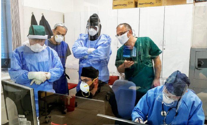 Համալսարանական բժիշկները բարդ վիրահատություն են իրականացրել՝ փրկելով COVID-19-ով վարակված 49 ամյա քաղաքացու կյանքը