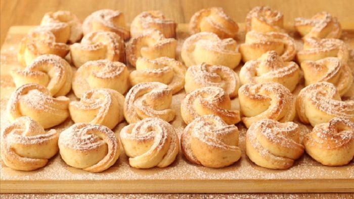 Համեղ ու գեղեցիկ թխվածքաբլիթներ հեշտ ու հետաքրքիր տարբերակով