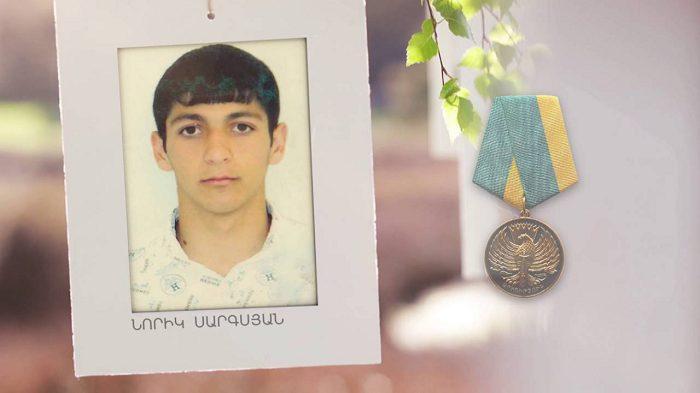 Ապրիլյան քառօրյայի անմահ հերոս Նորիկ Սարգսյանի ծննդյան օրն է