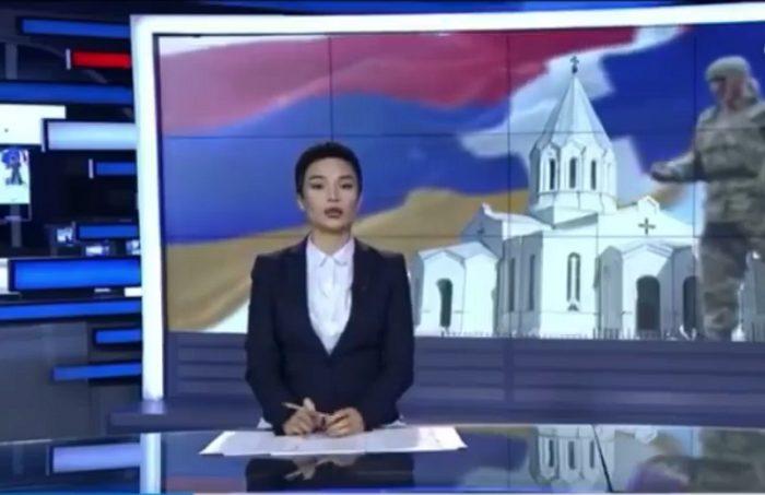 Անչափ հուզիչ տեսարան. լրատվական մեկնաբանը եթերում հայ զոհերի անունները կարդալիս չի կարողացել զսպել արցունքները. տեսանյութ
