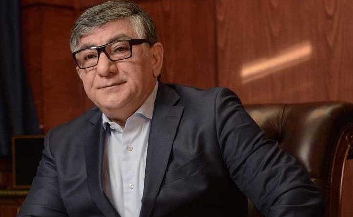 Խաչատուր Սուքիասյանը 100 միլիոն դրամ է փոխանցել Հայոց բանակի կարիքների համար