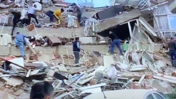 Քիչ առաջ Թուրքիայում տեղի ունեցած ուժեղ երկրաշարժը Ղարաբաղլար բնակավայրի մոտ է