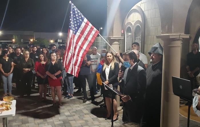 Ամերիկացի կոնգրեսական Դիանա Թիտուսը և Լոս Անջելեսի շերիֆը կանգնել են Հայաստանի կողքին