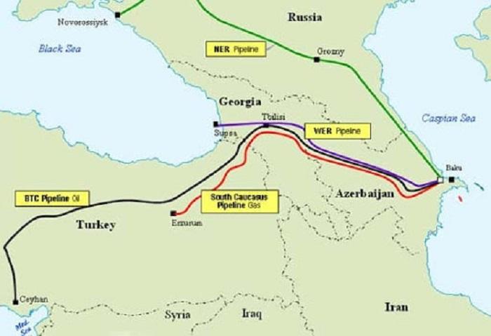"""""""Ինչո՞ւ Հայաստանը չի հшրվшծում Բաքու-Թբիլիսի-Ջեյհան նավթամուղին."""" Լապշինը փակագծեր է բացում"""