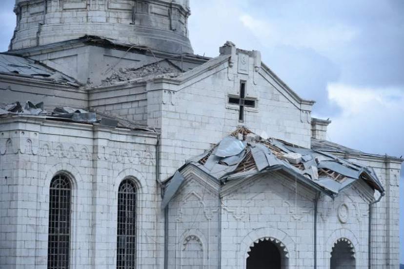 Ալիևի հերթական սենսացիոն հայտարարությունը Շուշիի եկեղեցին ավերելու մասին