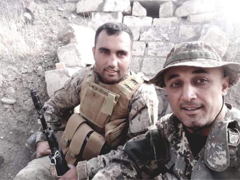 Հպարտ եմ՝ իմ փոխարեն զինվորը չի ստացել վի րшվորումը.. Դերասան Էրիկ Օհանյանը` վի րшվորվելու և ապաքինվելուց հետո կրկին առшջ նագիծ մեկնելու մասին