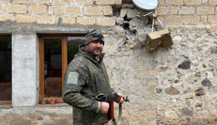 25 հայ Հադրութի քաղաքապետի գլխավորությամբ, 200 թուրք հատուկջոկատայինի հետ մեկ ժամ կատաղի կռիվ են տվել