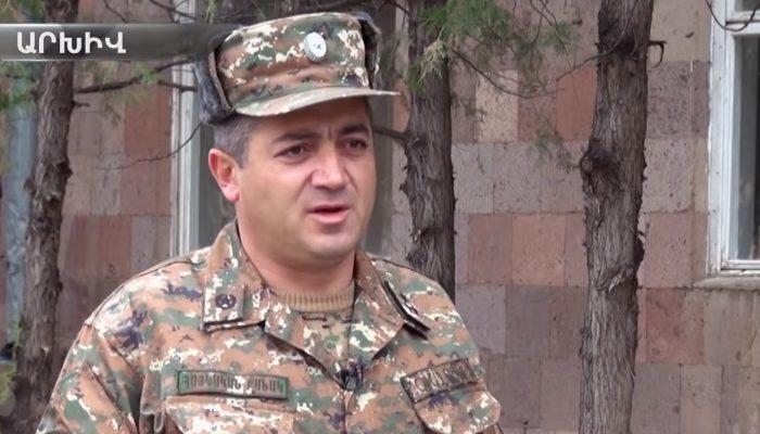 Գնդապետ Վահագն Ասատրյանը հետմահու՝ Հայաստանի ազգային հերոս