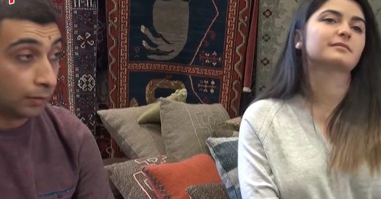 Շուշիի եկեղեցում ամուսնացած զույգի փեսան՝ Հովհաննեսը մեկնեց առաջնագիծ․ մանրամասներ հարսանիքից
