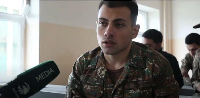 Երբ պատրաստվում ես մարտական ուղի անցնես երկրի ղեկավարի որդու հետ, ավելի ես հպարտանում, որ հայ ես