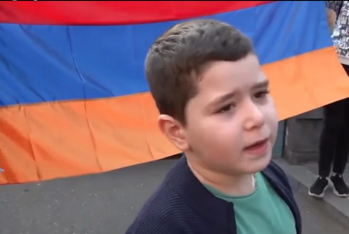 Այս երեխան ունեցավ համարձակություն ՄԱԿ-ի ներկայացուցիչներին շատ հստակ ասել այն, ինչ մտածում ենք բոլորս