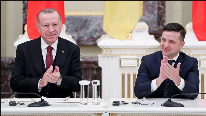 """""""Էրդողան՝ բեղավոր տառական."""" կար ժամանակ, որ Զելինսկին ծաղրում էր Էրդողանին"""