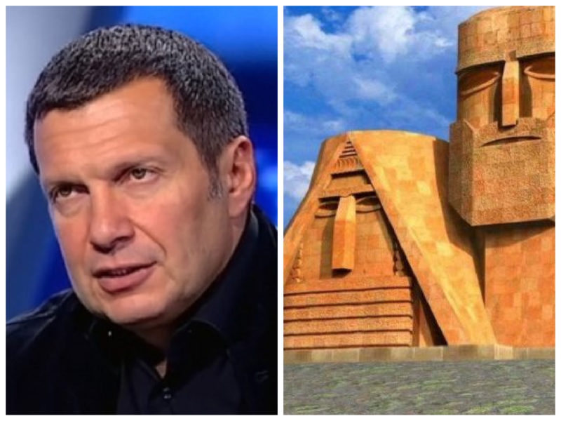 «Մի բան կա, որի մասին չէի ուզենա խոսել, բայց պետք է հիմա ասեմ»… Վլադիմիր Սլովյովը` հայերից միշտ օգնություն խնդրող, սակայն հայերին չօգնող այլազգի քաղաքական գործիչների մասին