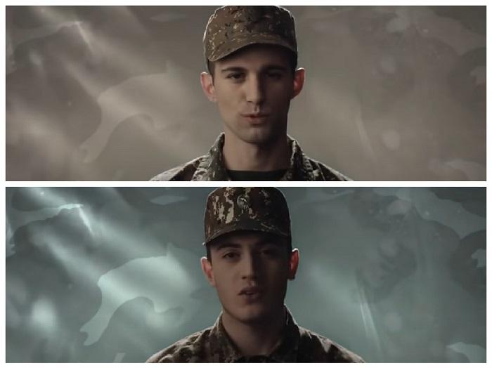 """""""Մա՜մ ջան, դուռդ բաց..."""" զինվորի երգը՝ նվիրված մորը. անհնար է լսել առանց արցունքների"""
