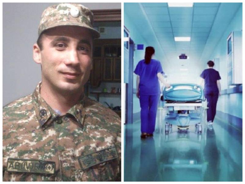 Հիվանդանոցում հետս մի զինվոր կա պառկած…Գիշերը 3։30֊ի կողմերն էր արդեն, չգիտեմ ինչ անցավ մտքովս, ասացի…իրական պատմություն, որն անտարբեր չի թողնի ոչ ոքին