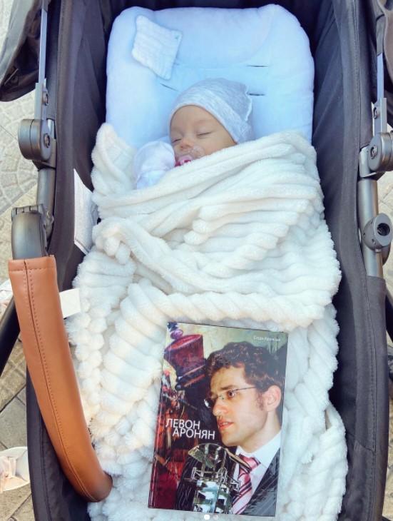 «Ուզում եմ բոլորս երեխաներ ունենանք ու նոր կյանքեր տալով շարունակենք ապրել»․ Անիտա Այվազյան
