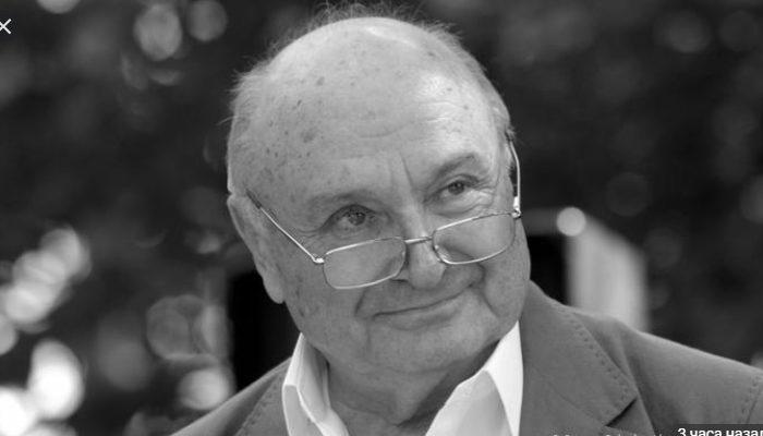 Մահացել է   լեգենդար Միխայիլ Ժվանեցկին