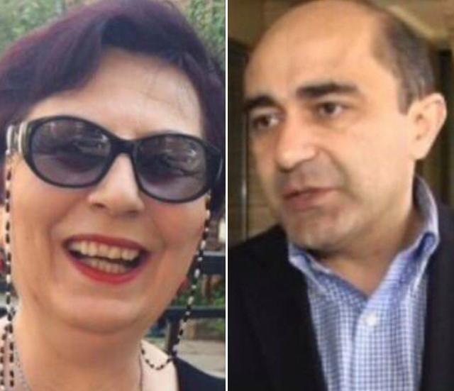 Հոգեխանգարված Մարուքյանը․ Ալիս Սողոմոնյան