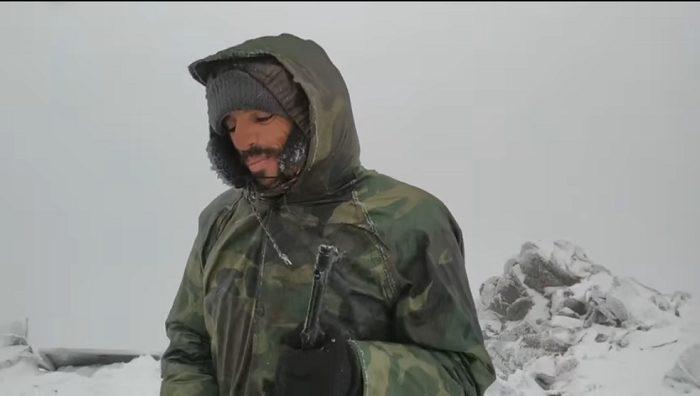 Արտասովոր ծննդյան օր՝ արտասովոր պայմաններում. ձյունե տորթ և անկեղծ բարեմաղթանքեր դիրքերում